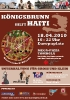 Plakat - Königsbrunn hilft Haiti