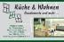 Visitenkarte - Küche und Wohnen