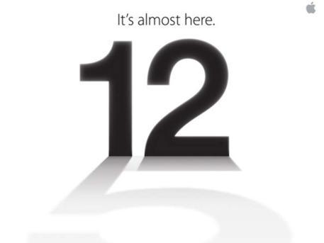 iPhone 5: Apple lässt die Katze aus dem Sack